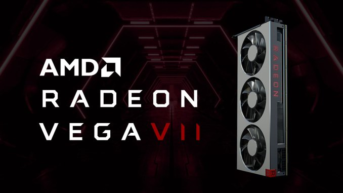 AMD Radeon Vega VII