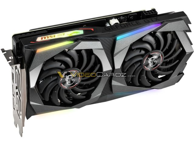 MSI GeForce GTX 1660 Gaming X