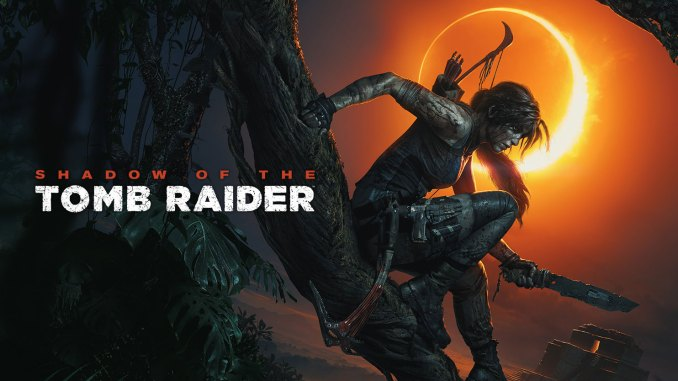 Shadow of the Tomb Raider Raytracing DLSS Benchmark