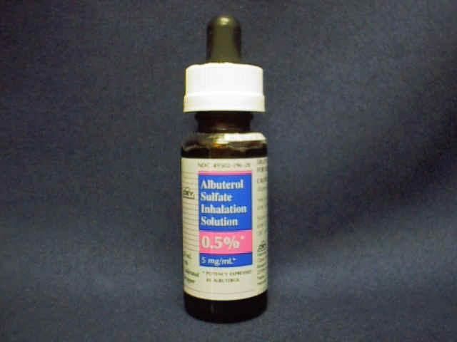 Altho Albuterol 0.083 Inhalation Solution - Ultimate