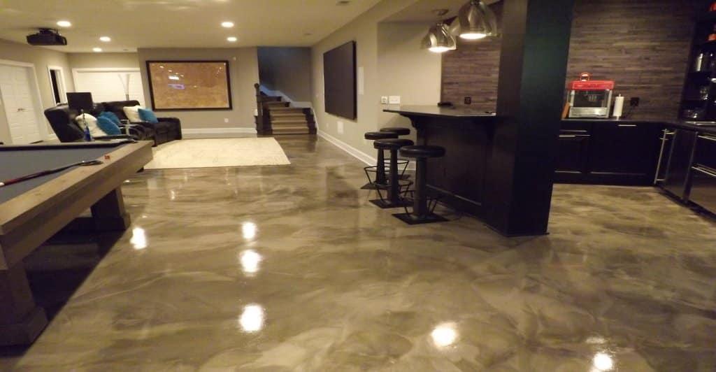 epoxy and decorative flooring columbus