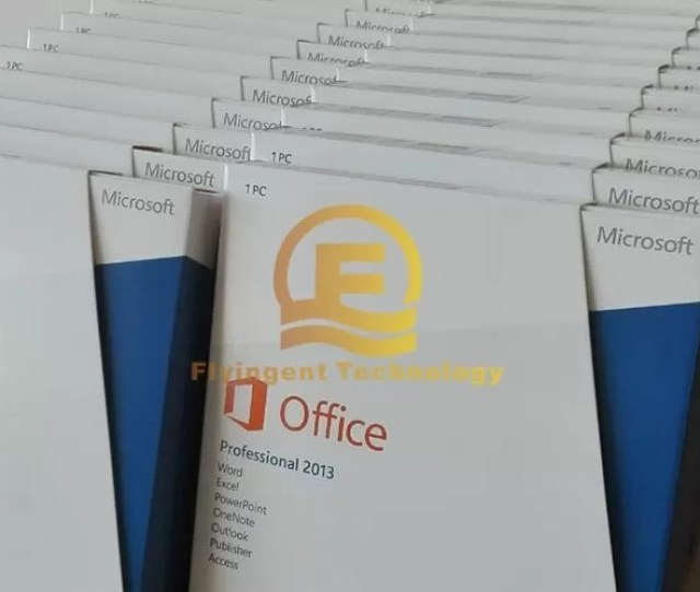 Brand New Microsoft Office Home And Business    Bit