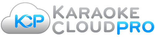 Karaoke Cloud Pro Logo Big