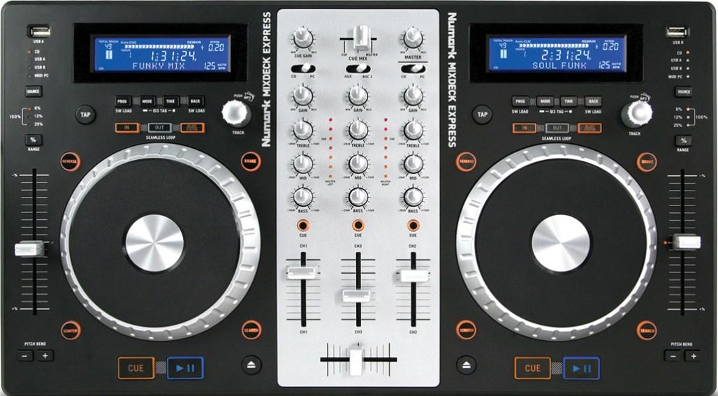 DJ Controller Options For Beginners Using PCDJ DJ Software