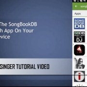 SongbookDB Feature Update Overview | PCDJ