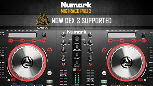 Download The Numark Mixtrack Pro 3 Map For DEX 3 | PCDJ