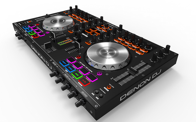 DJ Controllers | Announcing DEX 3 Support For The Denon DJ MC4000 | PCDJ