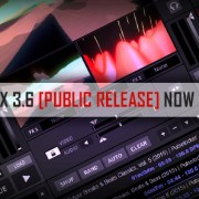 DEX 3.6 VDJ software public release