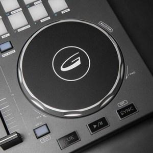 Gemini Slate DJ controller platter
