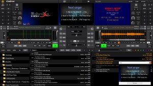 DEX 3.7 Next Singers Display For Karaoke