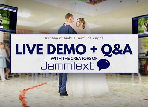 JammText Live Demonstration