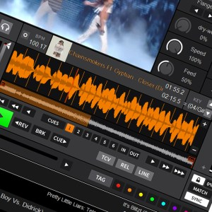 DEX 3 DJ Software Beat Lock Feature
