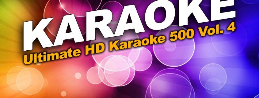 Ultimate HD Karaoke 500 Download Pack V4