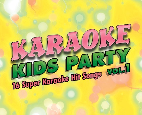Kids Party Karaoke Song Pack