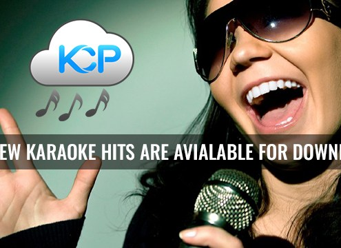 Download 20 hit karaoke songs now with Karaoke Cloud Pro 2-9-17