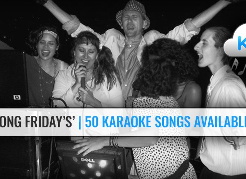 Download these 50 karaoke songs with karaoke cloud pro 3-3-17