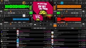 DEX 3 Video Mixing DJ software