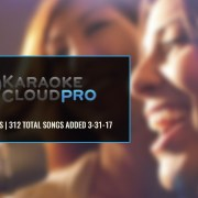 Download 312 Karaoke Songs With Karaoke Cloud Pro