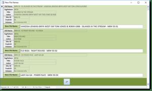 Karaoke File Name Fixer Screen Shot 2