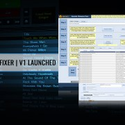 Karaoke File Name Fixer V1 Launched