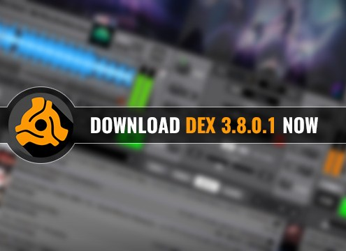 Download DEX 3.8.0.1