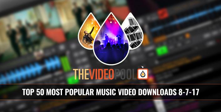 Download Music Videos | Top 50 Most Popular Music Videos
