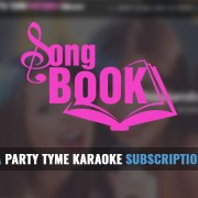 Exporting a Party Tyme Karaoke Subscription Songbook