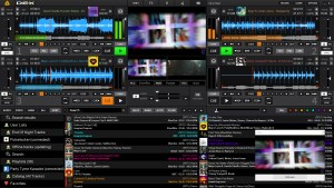 DEX 3 DJ and video mixing software