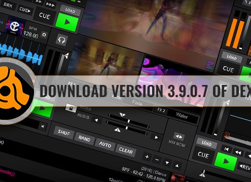 Download version 3.9.0.7 of DEX 3 mixing software