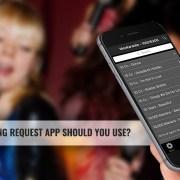 Karaoke Singer song request apps