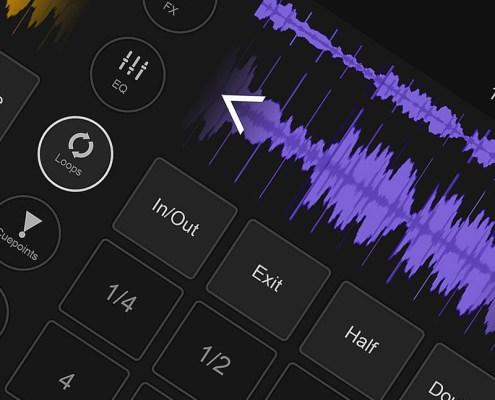 DJ App loops