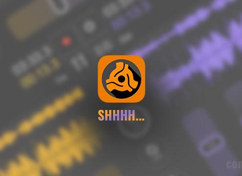 iPad DJ app