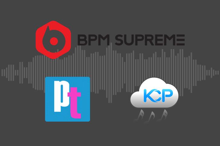 DJ music, music videos, and karaoke subscriptions