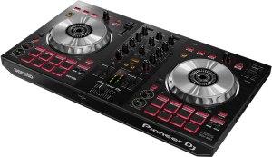 Pioneer DDJ-SB3 DJ Controller Angled