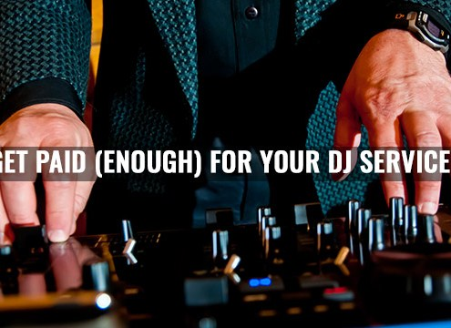 what to charge for dj services
