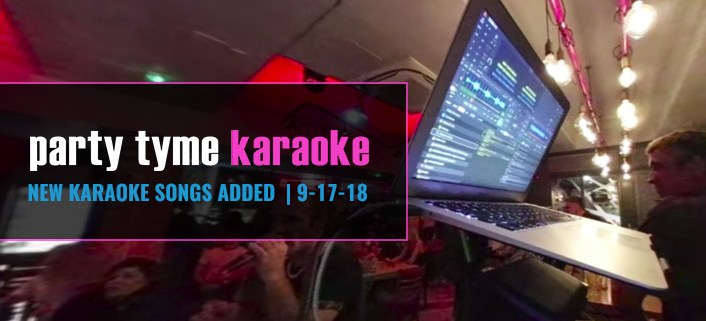 Party Tyme with DEX 3 karaoke player