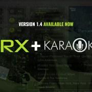 LYRX 1.4 with Karaoke.net karaoke store
