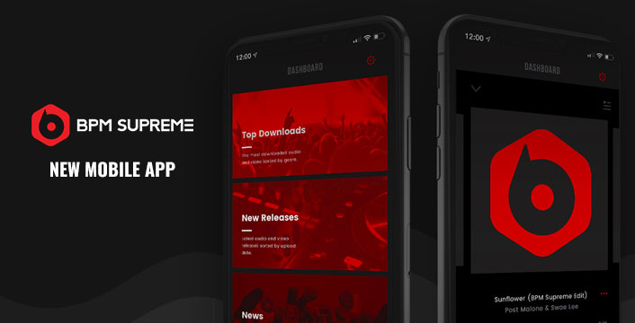 DJ Record Pool | Have You Downloaded the New BPM Supreme App
