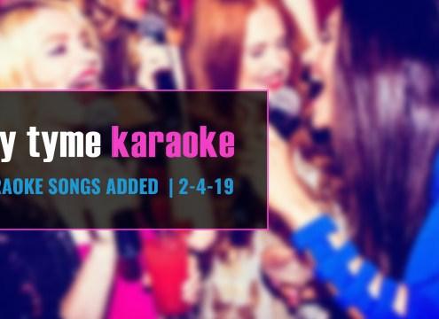 new karaoke hits with karaoke subscription