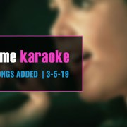 new karaoke songs for download or streaming