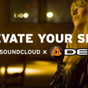 DEX 3 DJ Software Streaming with SoundCloud Go+