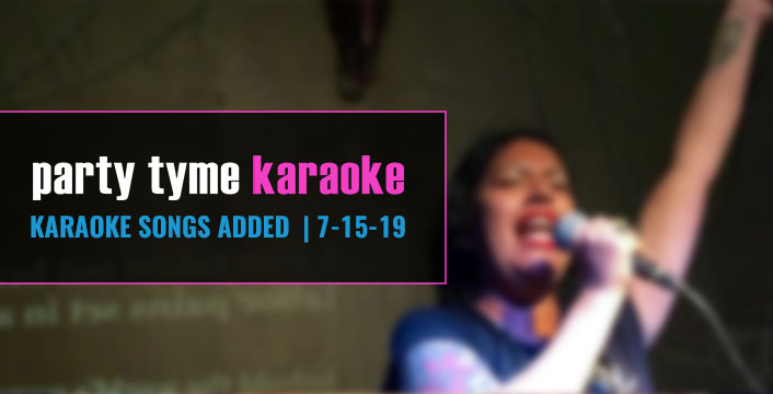 Karaoke Subscription | Party Tyme's
