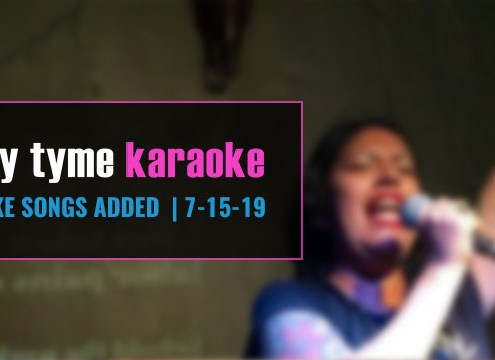 best karaoke subscription new songs