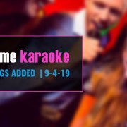 Party Tyme karaoke subscription update