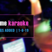 Karaoke Subscription for commercial use