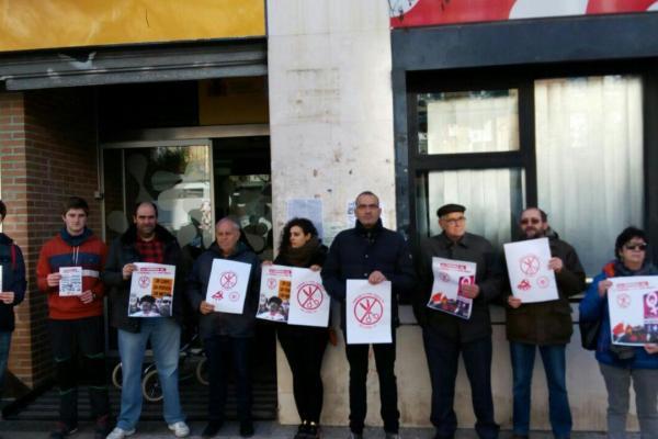 El PCE-EPK en Navarra denuncia la precariedad laboral y la eventualidad