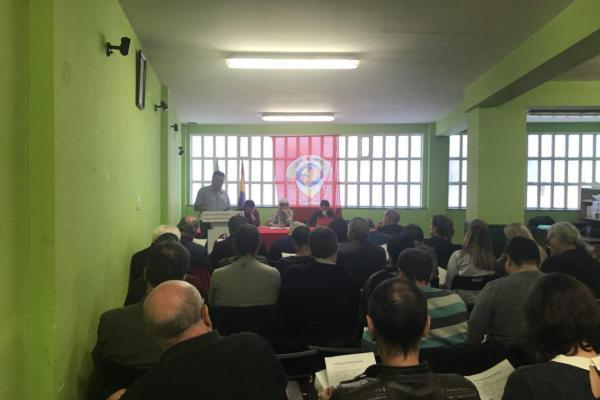 La Conferencia Nacional del PCE-EPK llama a la defensa de un nuevo marco constitucional republicano y plurinacional