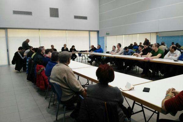 Nota de prensa de la Asamblea Navarra por una Nueva Constitución.