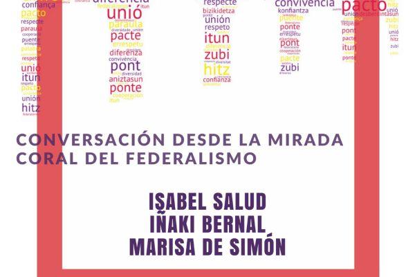 Mesa redonda sobre Modelo Federal en Pamplona. Radio Rebelde Republicana.