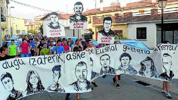 Secundamos la manifestación del próximo 14 de abril sobre el caso Alsasua en Pamplona